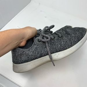 allbirds Shoes - allbirds wool runners sneakers size 8 gray